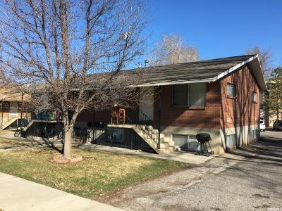 Springville Multi Family Home Under Contract: 621 E Swenson Ave.