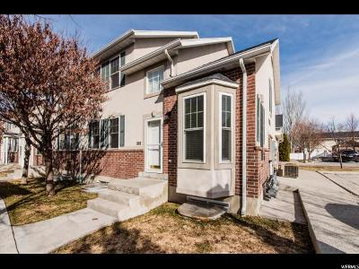 Logan Townhouse For Sale: 1035 N 130 W #100