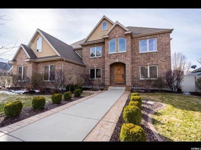 Springville Single Family Home For Sale: 1510 E 550 S
