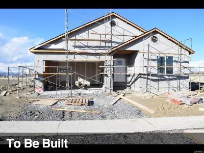 Eagle Mountain Single Family Home For Sale: 1356 E Skip St #134