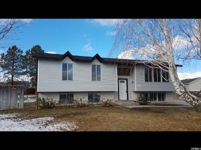 Grantsville Single Family Home For Sale: 378 S Bel Aire Cir W