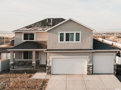 Eagle Mountain Single Family Home For Sale: 2024 E Telegraph Rd #126