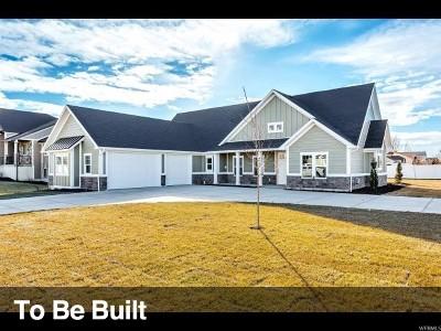 Willard Single Family Home For Sale: 16 W 400 N