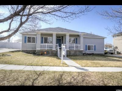 Tooele Single Family Home For Sale: 1913 N 370 W