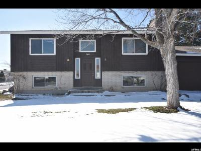 West Valley City Single Family Home For Sale: 5893 Plumbago