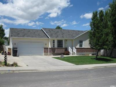 Payson Single Family Home For Sale: 548 S 1300 E