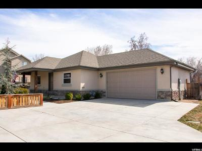 Orem Single Family Home For Sale: 464 N 500 W