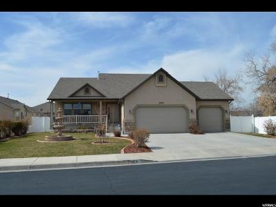 West Valley City Single Family Home For Sale: 3858 S August Farms