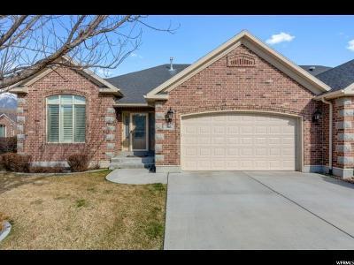 American Fork Single Family Home For Sale: 161 S 980 E