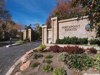 Salt Lake City Townhouse For Sale: 819 N Juniperpoint Dr