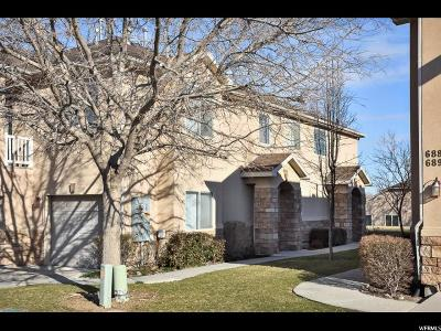 West Valley City Condo For Sale: 6898 W Ashby Way S