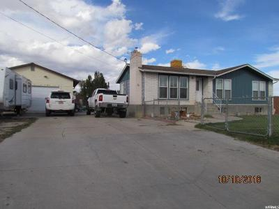 Castle Dale UT Single Family Home For Sale: $159,999