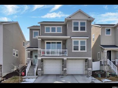 Herriman Single Family Home For Sale: 4923 W Chrome Rd