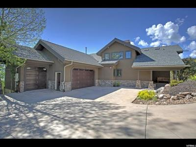 Park City Single Family Home For Sale: 7964 N Gambel Dr