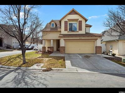 Magna Single Family Home For Sale: 8483 W Hartwick Ct