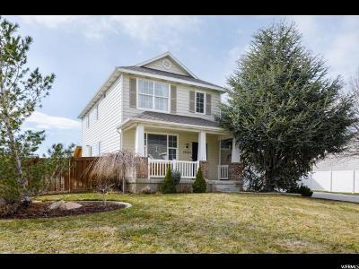 Cedar Hills Single Family Home For Sale: 10287 N Carriage Ln