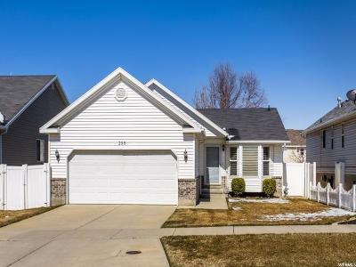 Draper Single Family Home For Sale: 296 W Bubbling Brook Ln