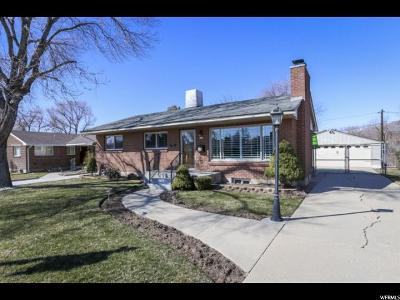 Bountiful Single Family Home For Sale: 345 E 550 N
