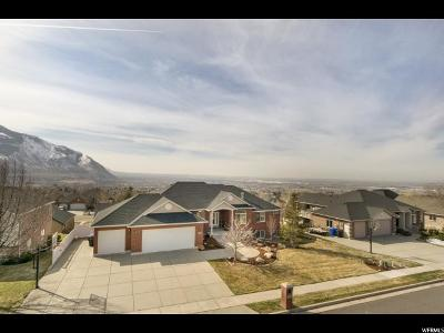 North Ogden Single Family Home Under Contract: 841 E 3550 N