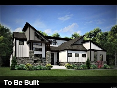 Herriman Single Family Home Under Contract: 13599 S White Pony Rd W #8