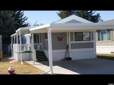 Roy UT Single Family Home For Sale: $25,900