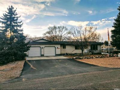 Fountain Green UT Single Family Home For Sale: $269,300