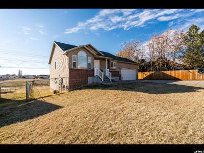 Clinton UT Single Family Home For Sale: $299,900