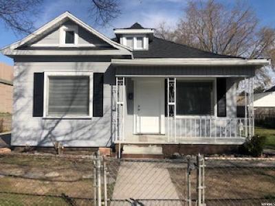 Salt Lake City UT Single Family Home For Sale: $279,900