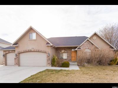 Spanish Fork UT Single Family Home For Sale: $374,850