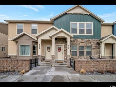 Eagle Mountain UT Townhouse For Sale: $289,900