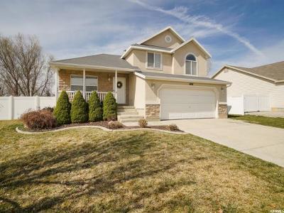 Layton UT Single Family Home For Sale: $299,900