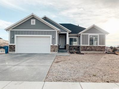 Brigham City Single Family Home Under Contract: 644 S 900 E
