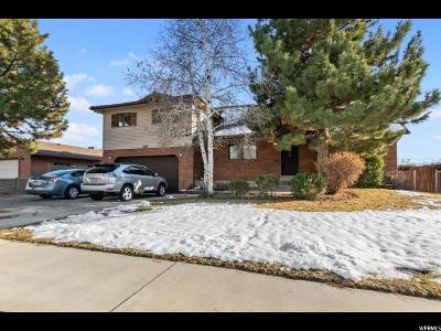 Orem Single Family Home For Sale: 729 W 350 S