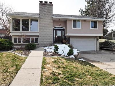 Bountiful Single Family Home For Sale: 13 W 3300 S