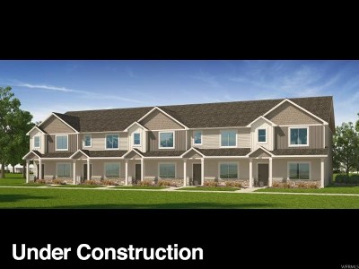Hyrum Townhouse Under Contract: 336 S 1540 E