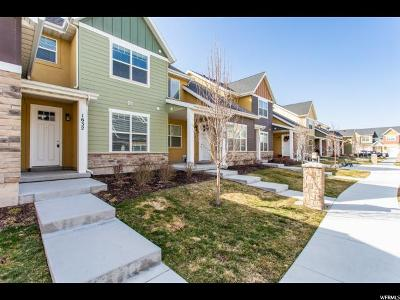 West Jordan Townhouse For Sale: 1632 W Beamon St