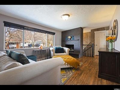 Salt Lake City Single Family Home For Sale: 2816 E Westerling Way
