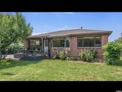 Sandy Single Family Home For Sale: 9634 S Amber Ln E