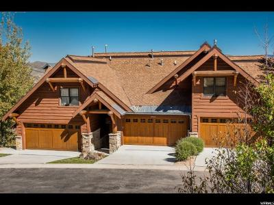 Heber City Condo For Sale: 10495 N Lake View Ln #17