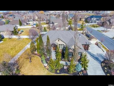 Kaysville Single Family Home For Sale: 7 S Shadow Breeze Rd W