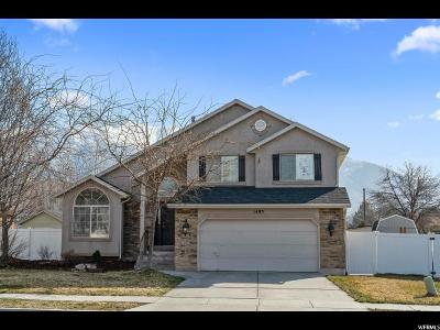 Kaysville Single Family Home For Sale: 1493 S 400 E