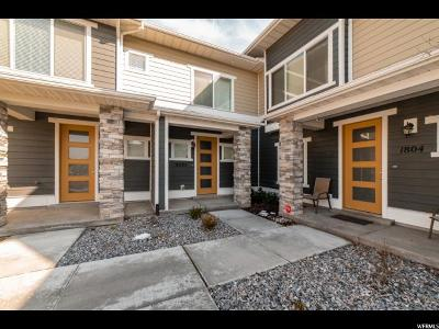 South Jordan Townhouse For Sale: 9684 S Zakro Ln