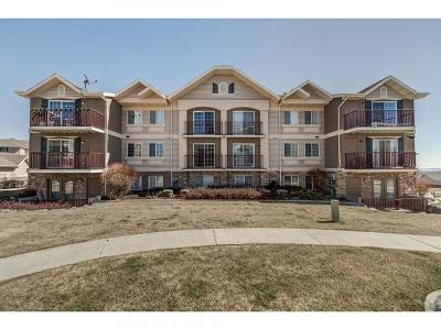 Saratoga Springs Condo For Sale: 137 W Suncrest Ln #E7