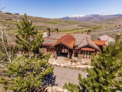 Heber City Single Family Home For Sale: 9080 N Uinta