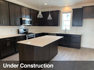 Layton Townhouse For Sale: 799 W 2150 N #102