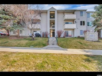 Salt Lake City Condo For Sale: 525 S 9th E #A2