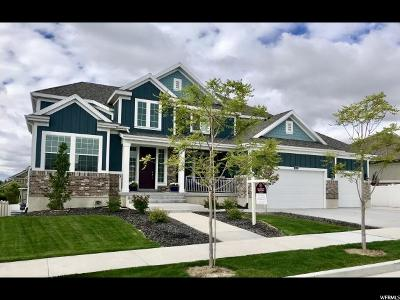South Jordan Single Family Home For Sale: 3331 W Alpine Creek Way S