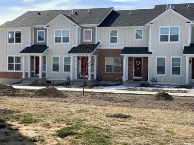 West Jordan UT Townhouse For Sale: $316,484