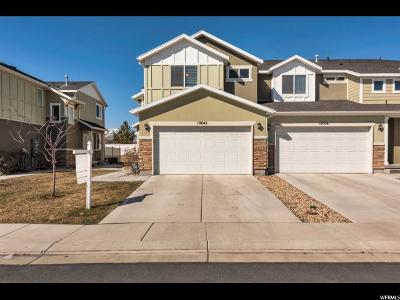 Herriman Townhouse For Sale: 13042 S Padstow Ln W