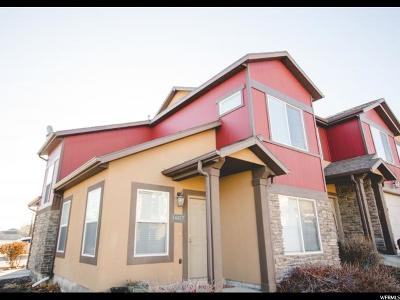Herriman Townhouse For Sale: 14457 S Stone Stream St W